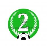 Ženkliukas 1-os vietos laimėtojui  - Futbolas