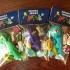 """Atminimo dovanėlės pakuotė """"Lego Ninjago"""""""
