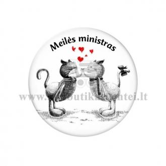 """Ženkliukas """"Meilės ministras"""""""
