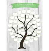 Svečių palinkėjimų medis (SVM-35)