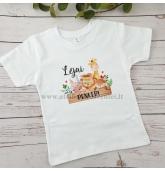 """Gimtadienio marškinėliai """"Gyvūnai"""""""